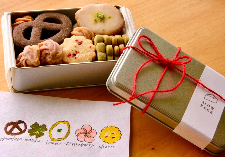 三田阪急百貨店<br>クッキー缶販売のお知らせ